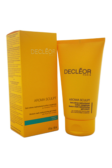 Aroma Sculpt Stretch Mark Restructuring Gel Cream by Decleor for Unisex - 5 oz Cream