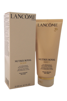 Nutrix Royal Body Intense Restoring Lipid-Enriched Lotion(For Dry Ski) by Lancome for Unisex - 6.7 oz Lotion