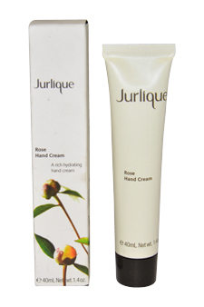 Rose Hand Cream (New Packaging) by Jurlique for Unisex - 1.4 oz hand Cream
