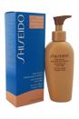 Daily Bronze Moisturizing Emulsion (For Face / Body) by Shiseido for Unisex - 150 ml Moisturizing Body/ Face Lotion