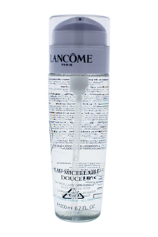 Eau Micellaire Douceur Express Cleansing Water by Lancome for Unisex - 6.7 oz Cleanser