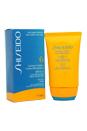 Tanning Cream SPF 6 (For Face) by Shiseido for Unisex - 50 ml Sun Care