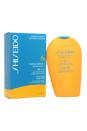 Tanning Emulsion SPF 6 (For Face & Body) by Shiseido for Unisex - 150 ml Sun Care