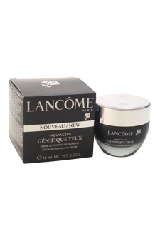 Genifique Yeux Youth Activating Eye Concentrate by Lancome for Unisex - 0.5 oz Eye Concentrate