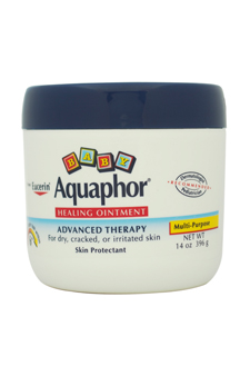 Aquaphor Baby Healing Ointment For Dry Cracked or Irritated Skin