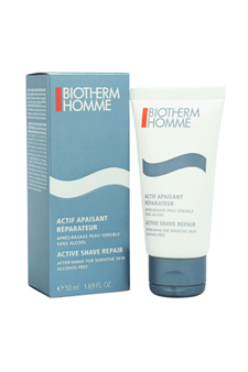 Homme Active Shave Repair by Biotherm for Men - 1.69 oz After Shave