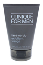 Skin Supplies for Men Face Scrub - All Skin Types by Clinique for Men - 3.4 oz Face Scrub