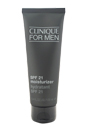 SPF 21 Moisturizer by Clinique for Men - 3.4 oz Moisturizer
