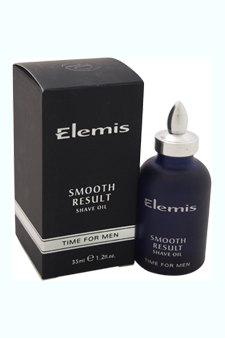 Smooth Result Shave Oil by Elemis for Men - 1.2 oz Shave Oil