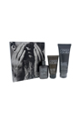 Great Skin for Him - Oil Control by Clinique for Men - 3 Pc Kit 1.7oz Oil Control Face Wash, 1oz Oil Control Exfoliating Tonic, 3.4oz Oil Control Mattifying Moisturizer