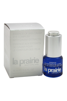 Essence of Skin Caviar Eye Complex with Caviar Extracts by La Prairie for Unisex - 0.5 oz Eye Complex
