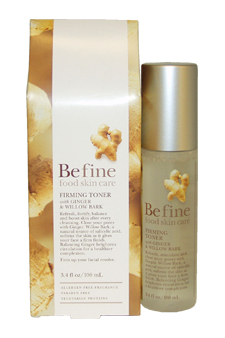 Firming Toner with Ginger and Willow Bark