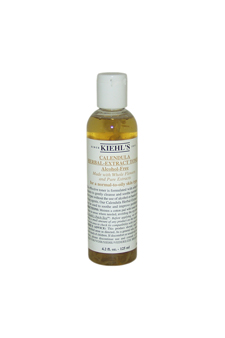 Calendula Herbal Extract Alcohol-Free Toner (Unboxed) by Kiehl's for Unisex - 4.2 oz Toner