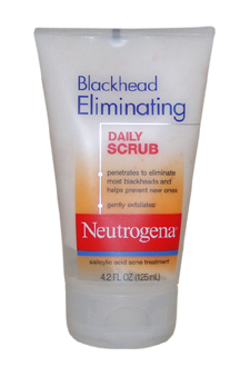 Blackhead Eliminating Daily Scrub by Neutrogena for Unisex - 4.2 oz Scrub