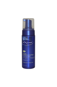 Clean Blemish Control Foaming Wash by Noxzema for Unisex Foam