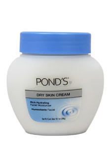 Dry Skin Cream The Caring Classic by Pond's for Unisex - 10.1 oz Cream