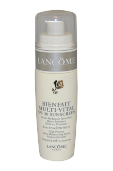 Bienfait Multi-Vital SPF 30 Sunscreen High Potency Moisturizer by Lancome for Unisex Moisturizer
