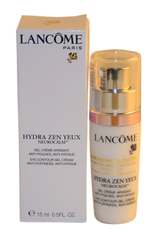 Hydrazen Yeux Neurocalm Eye Contour Gel Cream by Lancome for Unisex Cream (Tester)
