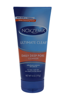 Triple Clean Anti-Bacterial Lathering Cleanser by Noxzema for Unisex Cleanser