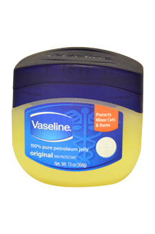 Vaseline 100% Pure Petroleum Jelly Original by Vaseline for Unisex - 13 oz Vaseline