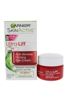 Nutritioniste Ultra Lift Anti Wrinkle Firming Eye Cream for Unisex - 0.5 oz Creme