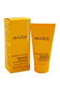 Experience De L'age Gel Cream Mask Wrinkle Firmness Radiance by Decleor for Unisex - 1.69 oz Mask