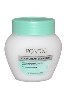 Cold Cream Cleanser by Pond's for Unisex - 6.1 oz Cleanser