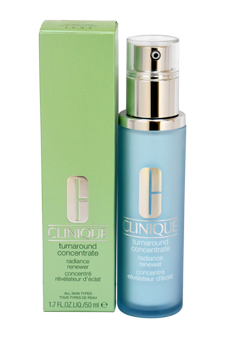 Turnaround Concentrate Radiance Renewer ? All Skin Types by Clinique for Unisex Masque