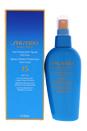 Sun Protection Spray Oil-Free by Shiseido for Unisex - 5 oz Suncare