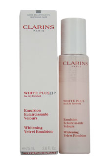 White Plus HP Whitening Velvet Emulsion for Unisex Emulsion