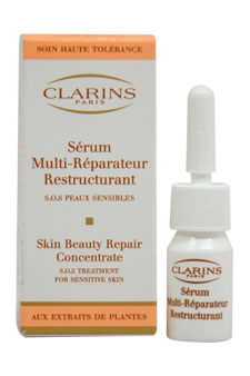 Skin Beauty Repair Concentrate S.O.S Treatment - For Sensitive Skin by Clarins for Unisex Treatment