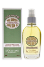 Almond Supple Skin Oil by L'Occitane for Unisex - 3.4 oz Body Oil