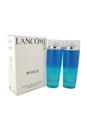 Bi-Facil Duo Set - Non Oily Instant Cleanser Sensitive Eyes by Lancome for Unisex - 2 Pc Set 2 x 4.2oz Bi-Facial Non Oily Instant Cleanser Sensitive Eyes