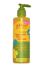 Hawaiian Pineapple Enzyme Facial Cleanser by Alba Botanica for Unisex - 8 oz Cleanser