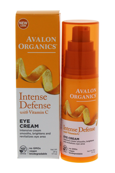 Organics Vitamin C Revitalizing Eye Cream by Avalon for Unisex - 1 oz Cream