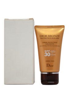 Christian Dior Dior Bronze Beautifying Protective Suncare Hight Protection SPF 30 For Face 1.7oz (Tester)