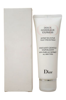 Christian Dior Instant Gentle Exfoliant - All Skin Types 2.6oz (Tester)