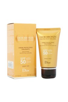 Christian Dior Dior Bronze Beautifying Protective High Protection SPF 50 for Face 1.7oz