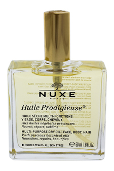 Huile Prodigieuse Multi-Purpose Dry Oil by Nuxe for Unisex - 1.6 oz Oil