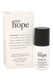 Eye Hope Multitasking Eye Cream by Philosophy for Unisex - 0.5 oz Eye Cream