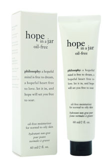 Hope In Jar Oil Free Moisturizer by Philosophy for Unisex - 2 oz Moisturizer