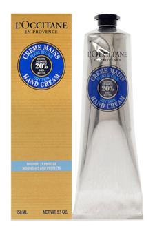Shea Butter Hand Cream - Dry Skin by L'occitane for Unisex - 5.2 oz Hand Cream