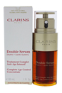 Double Serum Complete Age Control Concentrate by Clarins for Unisex - 1 oz Serum