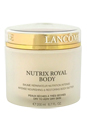 Nutrix Royal Body - Untense Nourishing & Restoring Body Butter - Dry To Very Dry Skin by Lancome for Unisex - 6.7 oz Balm