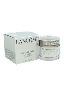 Renergie Night Treatment Anti-Wrinkle - Restoring by Lancome for Unisex - 2.5 oz Treatment