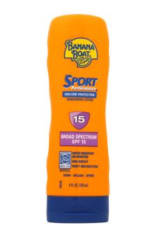 Sport Performance SPF 15 Sunscreens Lotion