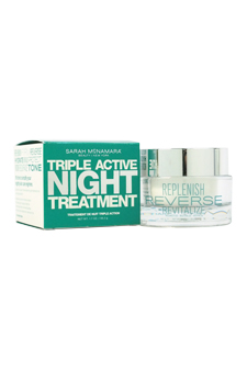 Triple Active Night Treatment by Miracle Skin Transformer for Unisex - 1.7 oz Treatment