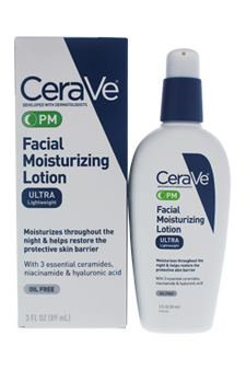 Facial Moisturizing Lotion PM - Normal To Dry Skin