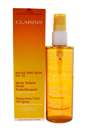 Sun Care Oil Spray High Protection for Beautiful Body and Hair UVA/UVB 30 by Clarins for Unisex - 5 oz Suncare