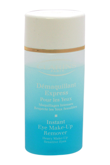 Instant Eye Make-Up Remover by Clarins for Unisex - 1 oz Make-Up Remover